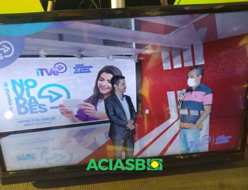 Coquetel de lançamento das novas instalações da WebTV iTVÊ